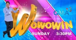 Wowowin March 2020